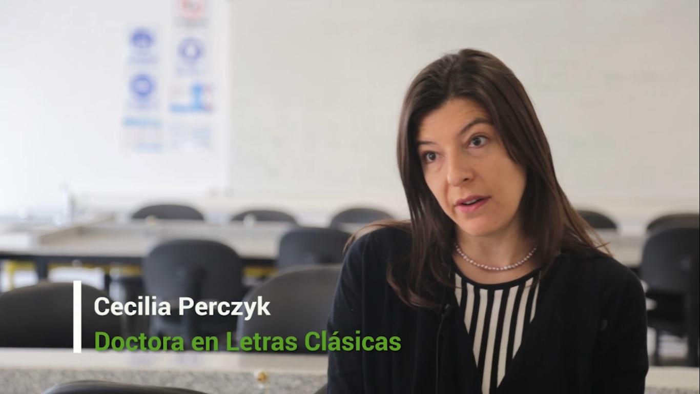 Investigación Sub 40 – Cecilia Perczyk