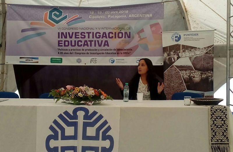 UNAHUR en el VII Congreso Nacional de Investigación educativa